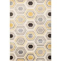 Christopher Knight Home Paris Citron Asher Pearl/ Multi Area Rug (5' x 7'6)