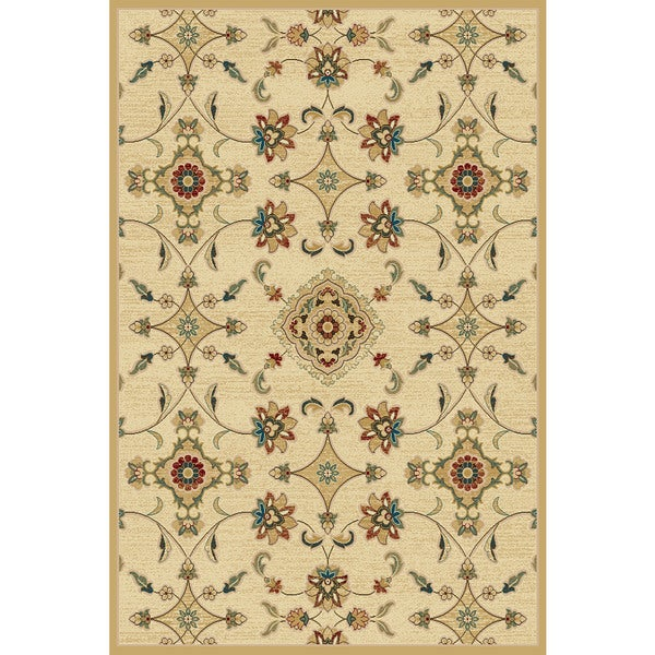 Christopher Knight Home Paige Mediterranean Anderton Wheat Area Rug (5' x 7'6)