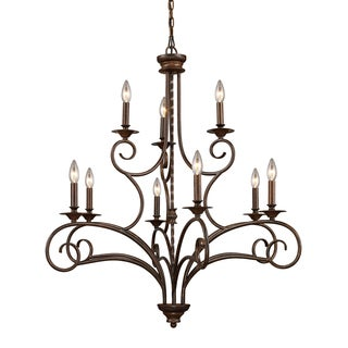Elk LIghting Gloucester 9-light Chandelier