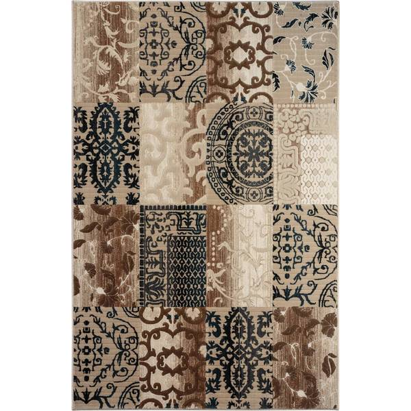 Christopher Knight Home Oracle Missa Multi Area Rug (5'3 x 7'7)