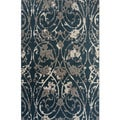 Christopher Knight Home Oracle Narcissa Blue Area Rug (5'3 x 7'7)
