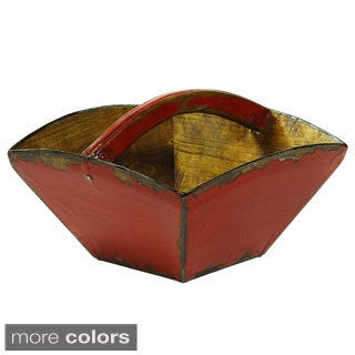 Marianne Distressed Planter Bucket