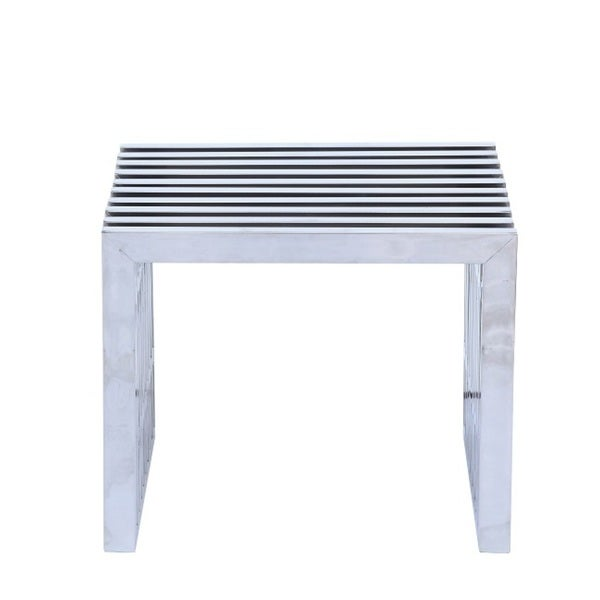 Zeta Stainless Steel Short Bench