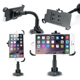 Gearonic Car Vehicle Mount Rotating Stand Holder for Apple iPhone 6