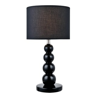 Lite Source Doniel 1-light Table Lamp Black