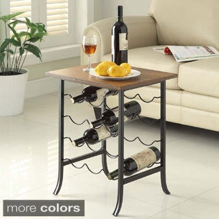 Sonoma Wine Stand End Table