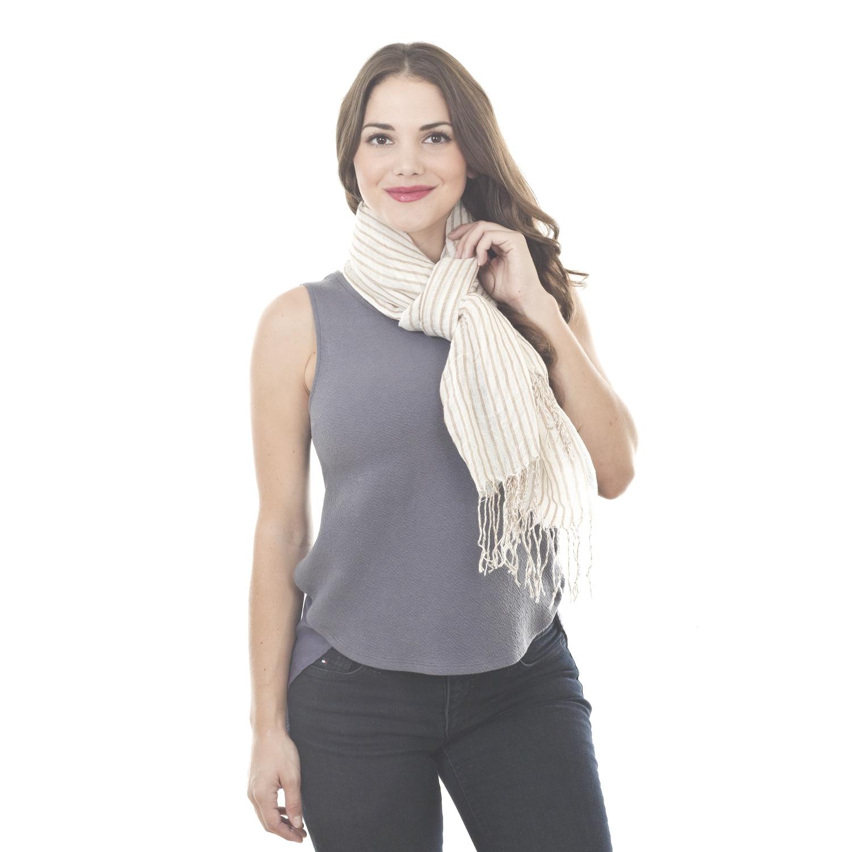 Overstock.com Striped Design Shawl at Sears.com