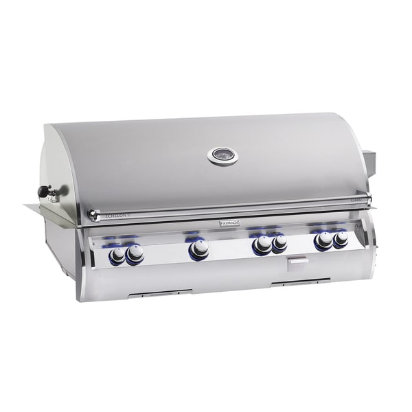 Fire Magic Echelon Diamond Built-in Stainless Steel Gas Grill