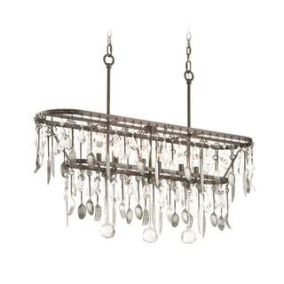 Troy Lighting Bistro 6-light Island Pendant