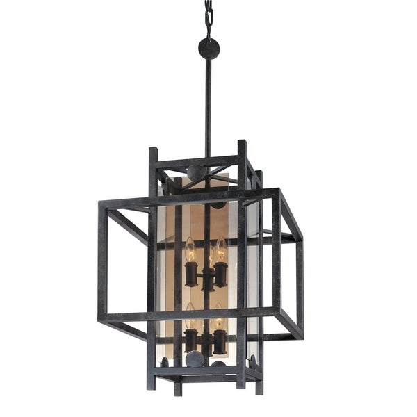 Troy Lighting Crosby 8-light Pendant
