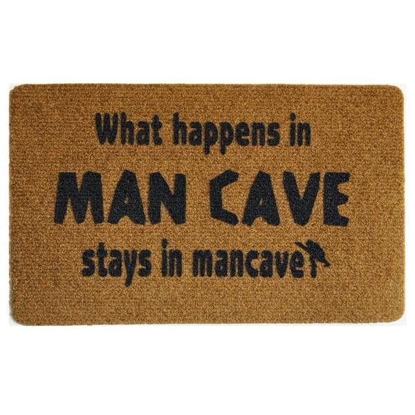 Man Cave Indoor Mat (1'6 x 2'3) 14107309