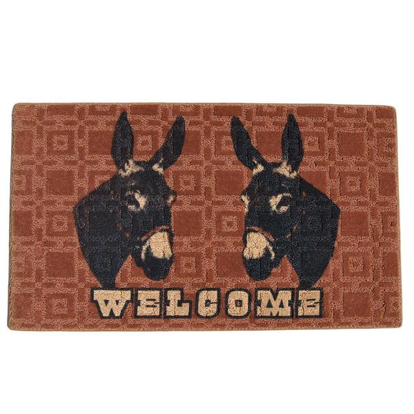 Donkey Welcome Indoor Mat (1'6 x 2'3) 14107310