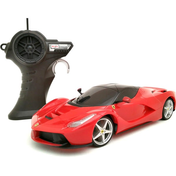 Ford Gt White Remote Control Car