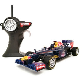 Maisto 1:24 Remote Control Formula One Infiniti Red Bull Racing Car