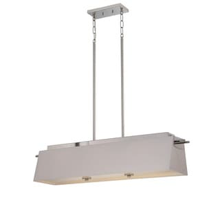 Nuvo Claire 3 Light LED Pendant