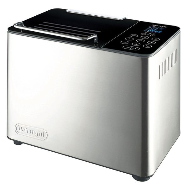DeLonghi Stainless Steel Bread Maker