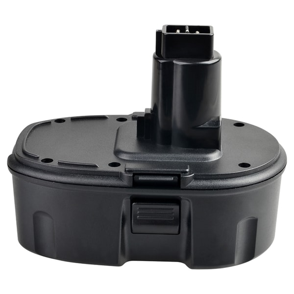 INSTEN DC9096 18v 2Ah Black Ni-Cd Power Replacement Battery Pack for Dewalt