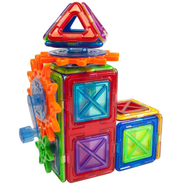 Magformers Magnets in Motion 32-piece Gear Set