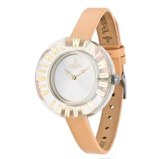 Vivienne Westwood Women's VV032BG Clarity Beige Watch