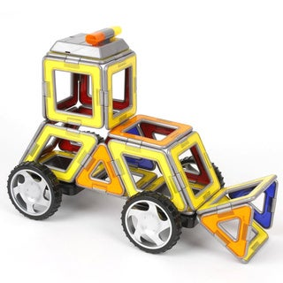 Magformers XL Cruisers Magnetic Construction Set