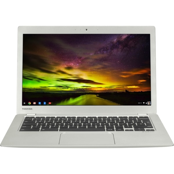 "Toshiba Chromebook 2 CB35-B3340 13.3"" LED (TruBrite, In-plane Switchi"