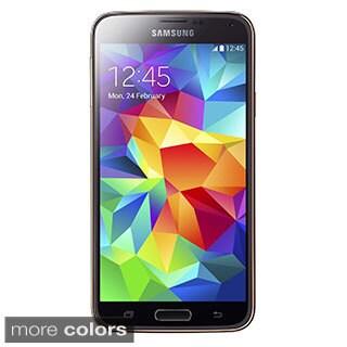 Samsung Galaxy S5 G900F DUOS 4G LTE 16GB Unlocked GSM Dual-SIM Cell Phone