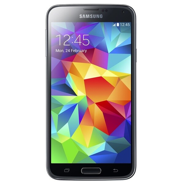 Samsung Galaxy S5 G900H 16GB Unlocked GSM Octa-Core Black Android Phone (Refurbished)