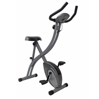 Sunny Health & Fitness Folding Upright Bike