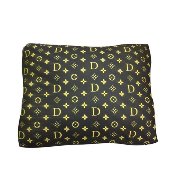 Dogzzzz Designer Brown Rectangular Dog Bed