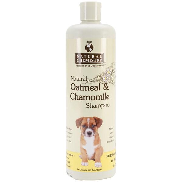 Natural Oatmeal & Chamomile Shampoo 16.9oz