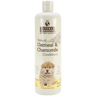 Natural Oatmeal & Chamomile Conditioner 16.9oz