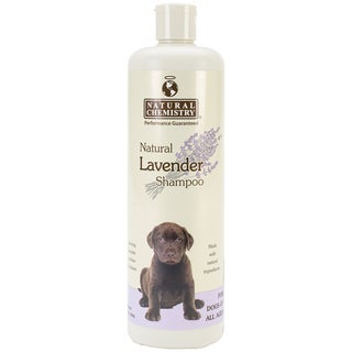 Natural Lavender Shampoo 16.9 ounces
