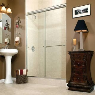 Filigree 60 x 71 Shower Door