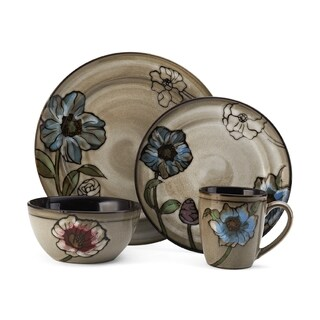 Pfaltzgraff Everyday Harker 16-piece Dinnerware Set