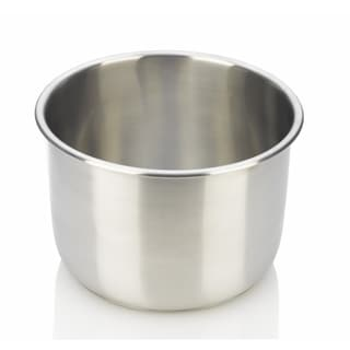 6-quart Stainless Steel Removable Cooking Pot