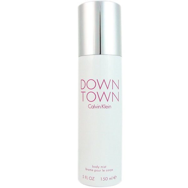 Calvin Klein Downtown Women's 5-ounce Body Mist