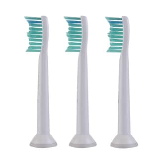 Philips Sonicare HX6013 ProResults Standard Replacement Brush Heads (Pack of 3)