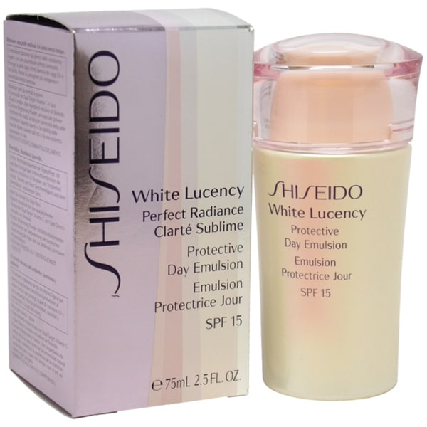 Shiseido White Lucency Perfect Radiance Protective Day Emulsion