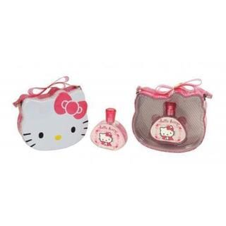 Hello Kitty Women's 2-piece Fragrance Set with Metal Lunch Box