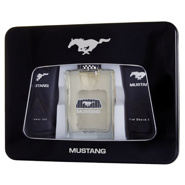 Mustang Men's 3-piece Fragrance Set