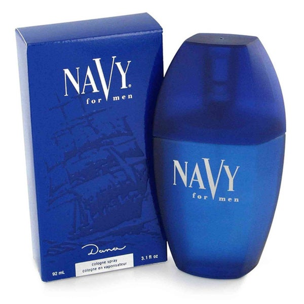 Dana Navy Men's 3.1-ounce Cologne Spray