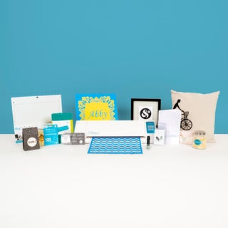 Silhouette Cameo 2 Die Cutting Machine Bundle + $25 Download Card + PixScan Mat + Extra Blade