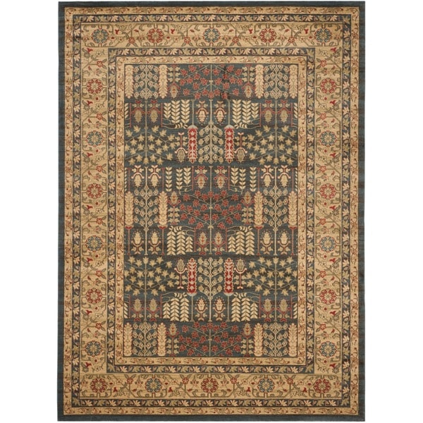 Safavieh Mahal Navy Natural Rug 9 X 12 16687823