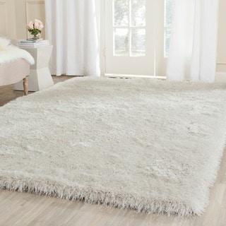 Safavieh Handmade Thom Filicia Pearl Polyester Rug (7'6 x 9'6)