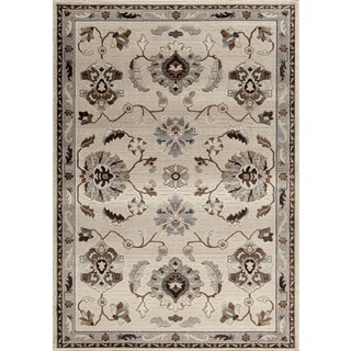Christopher Knight Home Providence Terrain Transverse Pearl Area Rug (7'10 x 9'10)