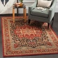 Safavieh Mahal Red/ Red Rug (4' x 5'7)