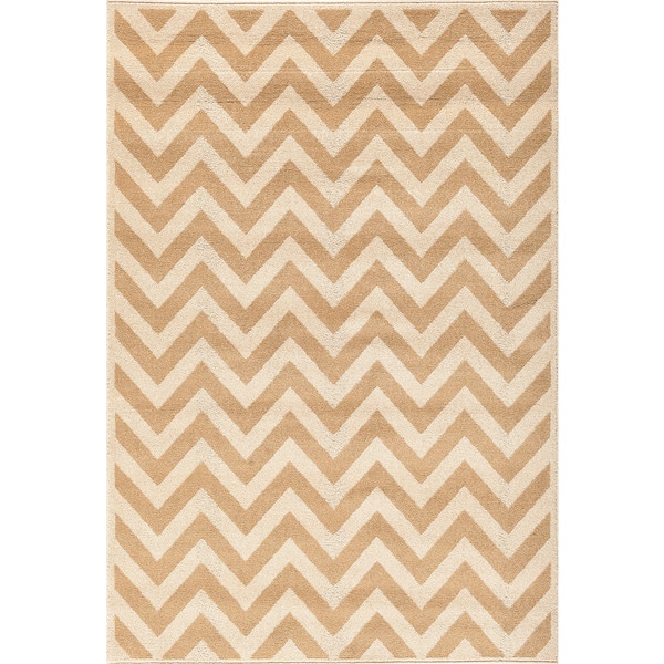 Christopher Knight Home Terrace Vienna Static Bone/ Sand Area Rug (5' x 7'3)