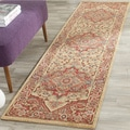 Safavieh Mahal Red/ Natural Rug (2'2 x 8')