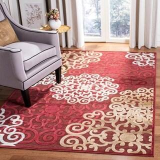 Safavieh Paradise Charcoal/ Multi Viscose Rug (8' x 11'2)