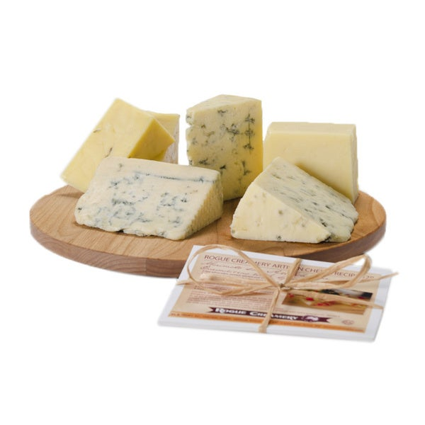 Rogue Creamery Cheese Gift Set and Recipe Cards